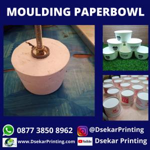 Moulding Sablon Paperbowl